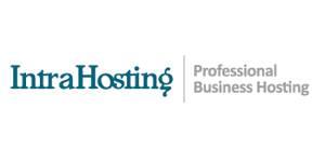 Hosted by IntraHosting - Professional Business Hosting